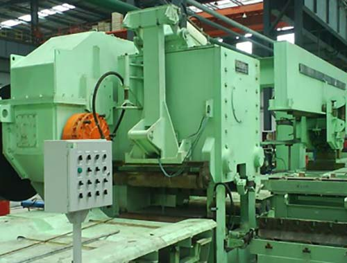 Cold Shear - Rolling Mill