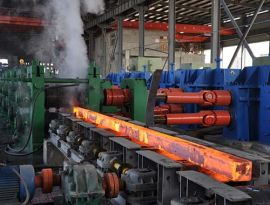 Bar Steel Rolling Mill ( up 10w ton annual output)