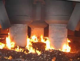 Submerged Electric Arc Furnace